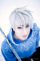 Jack Frost - Rise of the Guardians by saibou-kun