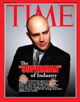 Lex Luthor Time cover by Marazzo