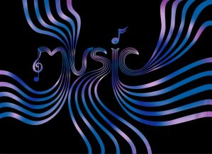 Music Illustrative Title by ~white-tigress-12158
