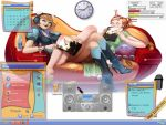 Girly Night In by scubabliss