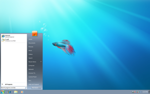 Windows 7 Basic Vistart by balderoine