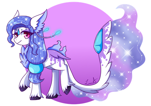 Frost Fall by LunAFuture39