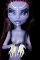 The Diviner - Monster High Repaint by SpadeZ-Ace