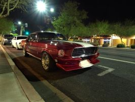 Fords on Main by Swanee3