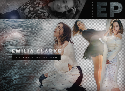 Pack Png 1642 // Emilia Clarke. by ExoticPngs