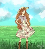 Country Girl by DeadPeppermint