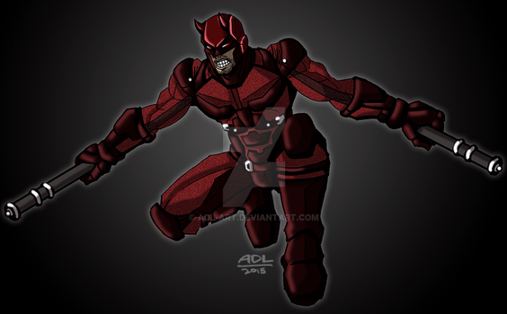 Daredevil by ADL-art