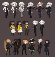 All I have are cheebs by Belkovich