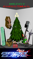 Good Game Fraggers Christmas by Warrior-Silverbolt