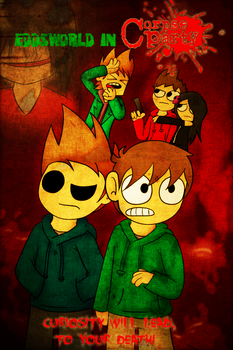Eddsworld in Corpse Party by mysterinot