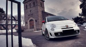 Fiat 500 Abarth .5 by larsen