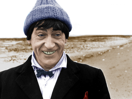 The Second Doctor: In Colour by Leda74