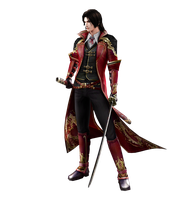 Dynasty Warriors Online - Crimson Formal Coat by RyanReos