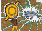 Wattson and Magnezone by Mugen-kun