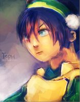 Toph by chanso