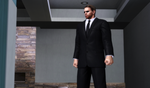 Chris Redfield Secret Agent (Re-make) by bstylez