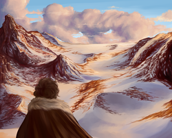 Beyond the Wall by batcii