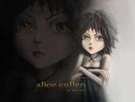 alice cullen wallpaper by xRompKidx