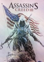 ASSASSIN's CREED III by MentorErico