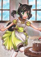 118th ACEO by Hime-chama