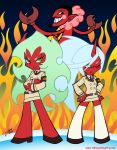 Scanty and Kneesocks with HIM? by J8d
