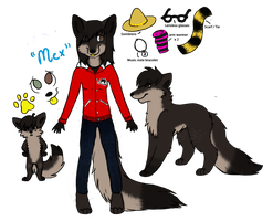 Mex Reference by mexicats