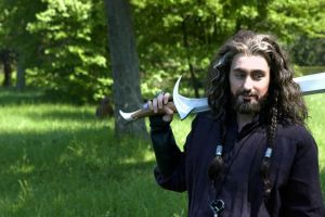 Thorin - Like a peasant (The Hobbit) by Feuerregen