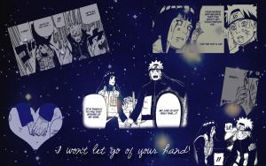 Naruhina Wallpaper - Chapter 615 by Sereh-94