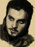 Dustin Kensrue Sketch by EdBourg