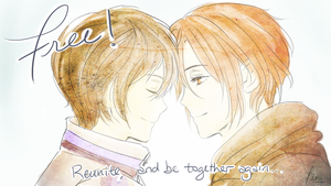Reunite and Be Together Again by FimbulvetrIce