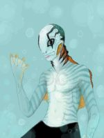 Abe Sapien by CursedPuppetRuo