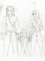 Pai has two mommies by JB4C