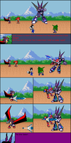 War For Energon 41 by DELGATRON