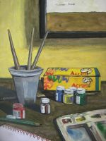 Painting Tools by Urish92