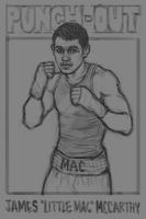 Little Mac WIP by MikeMeth