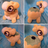 Numel Plush by Glacdeas