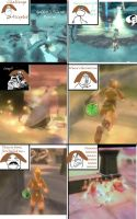 Skyward Sword Rage Comic: Goddess's Silent Realm by Super-Smash-Bros-64