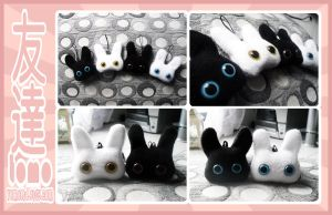 Wabbitz - Phone Charms by TomodachiIsland