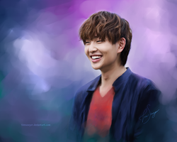 .: Shinee's Onew II :. by TimSawyer
