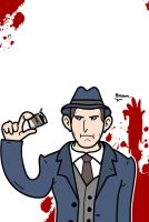 Cole Phelps: Pro Detective by the-lagz