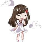 Ayano Tateyama Pixel + A long description (WHAT) by AyanoHiMe