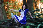 Alice_13 by Sangvinar