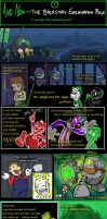 Mr. L's Haunted Mansion page 7 by angry-green-toast