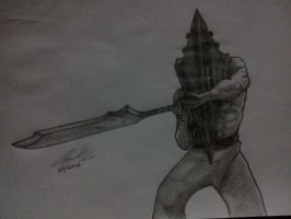 Pyramid Head - Silent Hill-Revelation by SDonnB