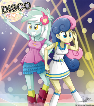 .:DISCO Party:. by The-Butcher-X