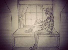 Could be Ellie... who knows? by Lari-Fari