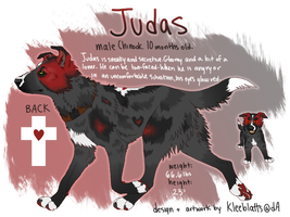Judas Ref 2013 by kleeblatts