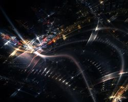 CITY NIGHT FLIGHT by love1008