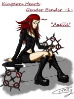 Kingdom Hearts Gender Bender 1 by Cathey18