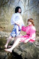 Spirited Away :: Two by m-ichiko
